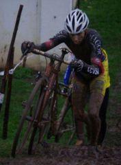 Camille Thominet a remporté sa première victoire de la saison 2010 dans des conditions climatiques assez difficiles