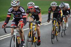 Nicolas Garbet et Gert Joeaar lors du GP de Nogent (Photo Sophie Jayer)