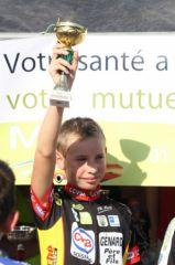 Victoire de Julien Bachery à Faverolles