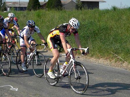 Florent Toussaint (CCVSA), 9ème du Circuit de l'Aisne 2011  (Photo : Antoine Maréchal)